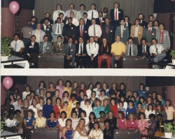 10th Year Class Reunion 1987